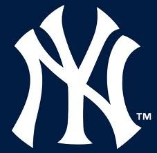 Logo New York Yankees - Navy-Blue