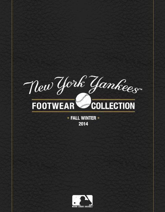 NY Yankees Catálogo Invierno 2014 - Página 1