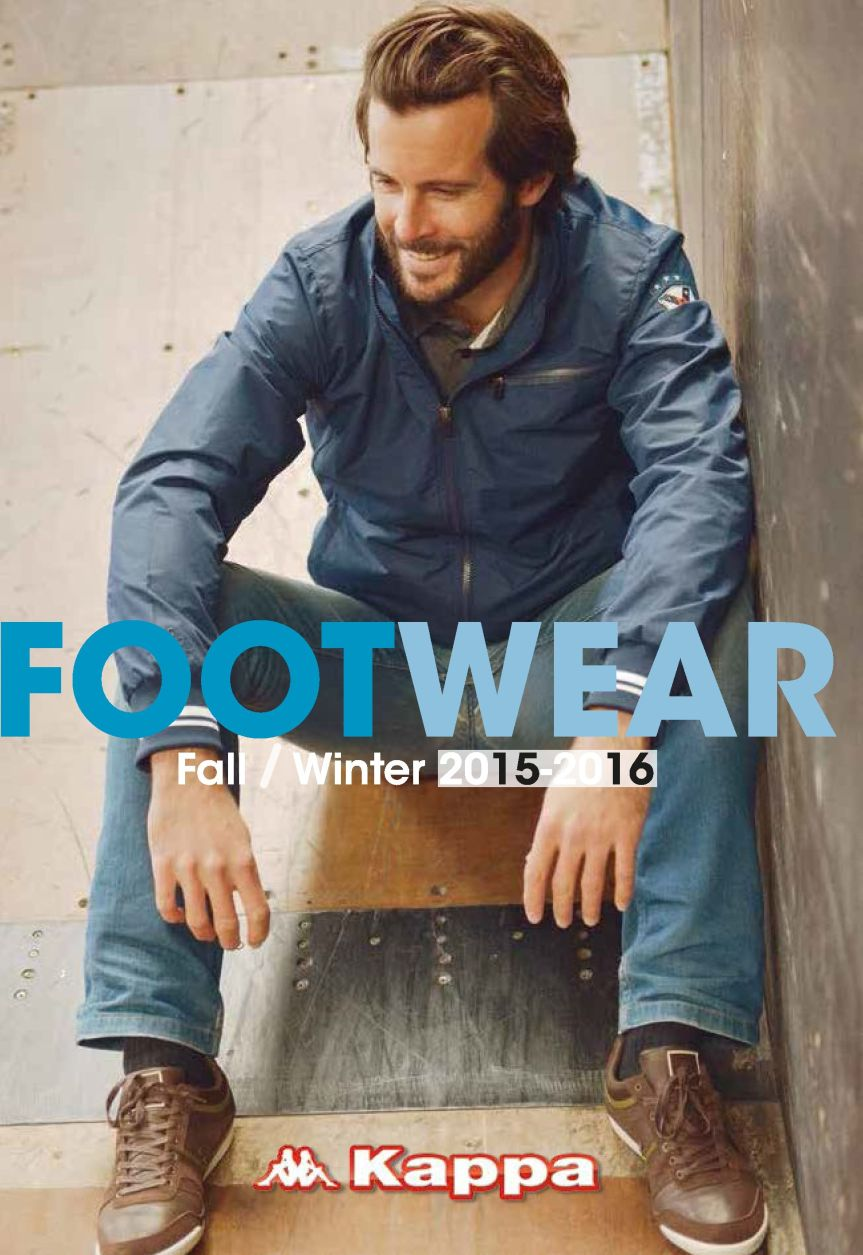 Catálogo Kappa Shoes Invierno 2015_0001